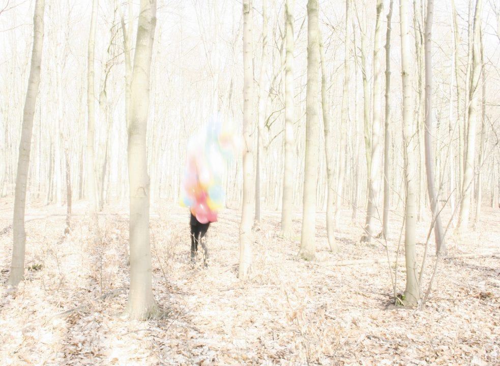 color and contrasted photography from extraterrestrial on earth by inge van heerde