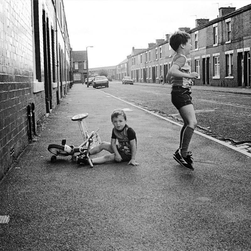 Black & White Stuart Paton的照片,Hoi Polloi系列