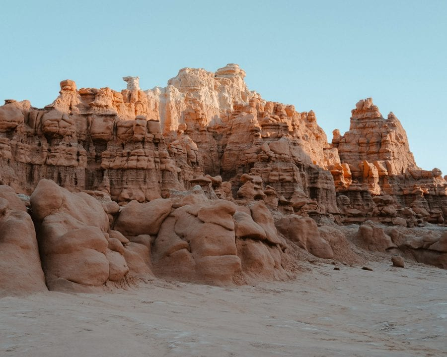 color landscape photography in utah, usa, by Cody Cobb