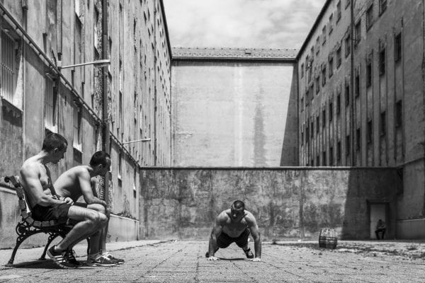 Black & White Photography by Igor Coko - Living Behind Bars