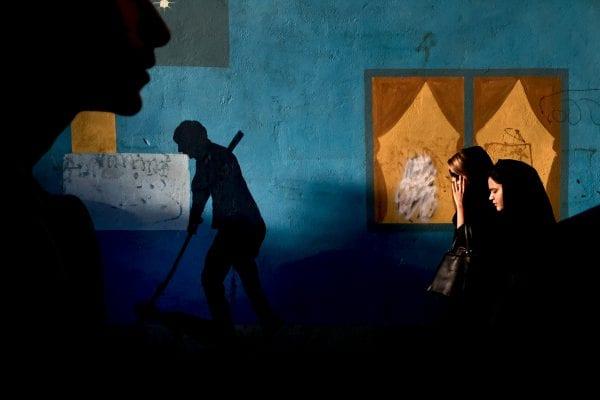 Mohammad Mohsenifar, street photography, Farben
