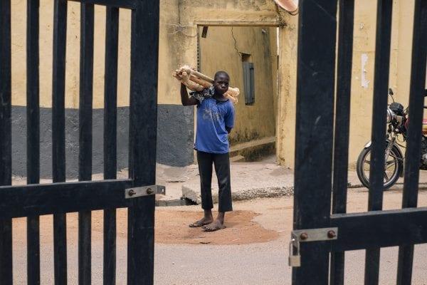 Adrian Morris photography in Ghana