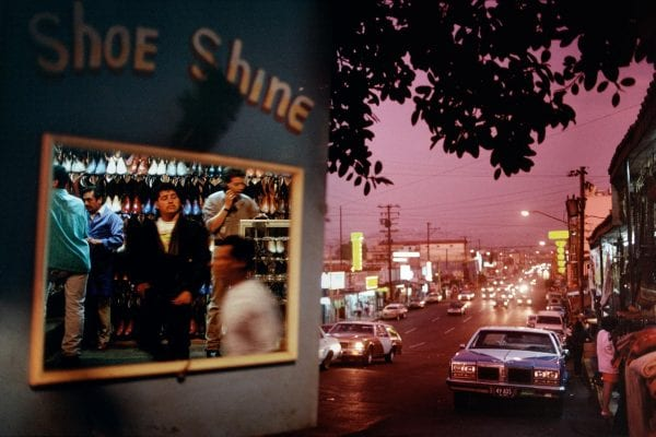 1991年,墨西哥下加利福尼亚州蒂华纳©Alex Webb