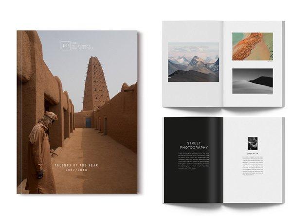 Libro del año The Independent Photographer concurso de fotografía Foto independiente