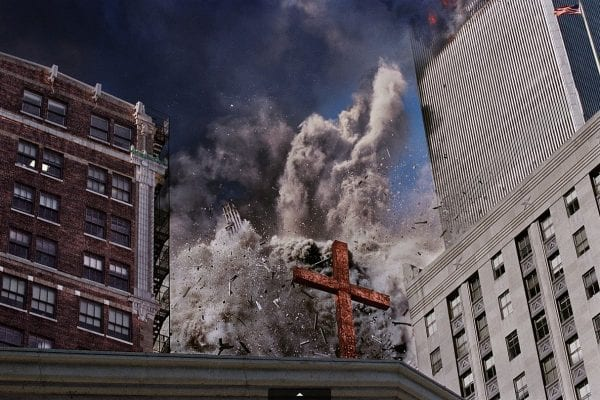 September 11th, 2001 by James Nachtwey from the VII photo agency