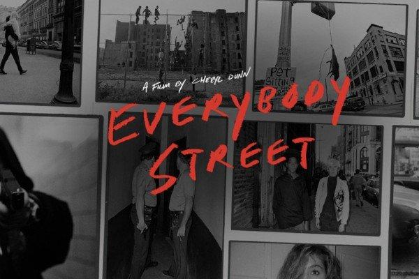 Everybody Street de Cheryl Dunn Portada