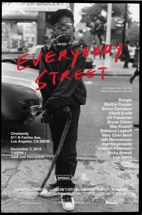 Everybody Street Cover von Cheryl Down