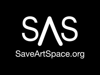 SaveArtSpace Logo