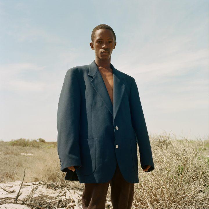Porträtfotografie, Justin Keene