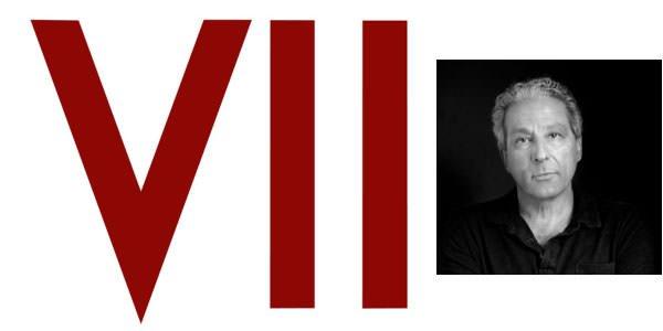 Juez Ed Kashi Imagen de perfil VII Logotipo