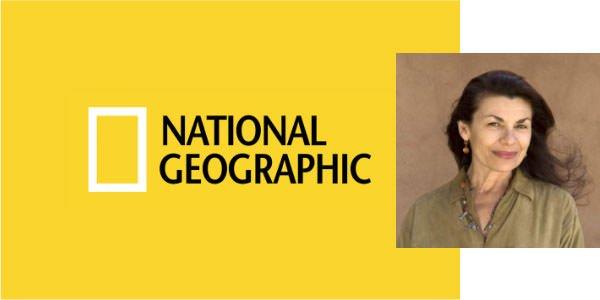 Imagen de perfil de la juez Maggie Steber National Geographic Logotipos