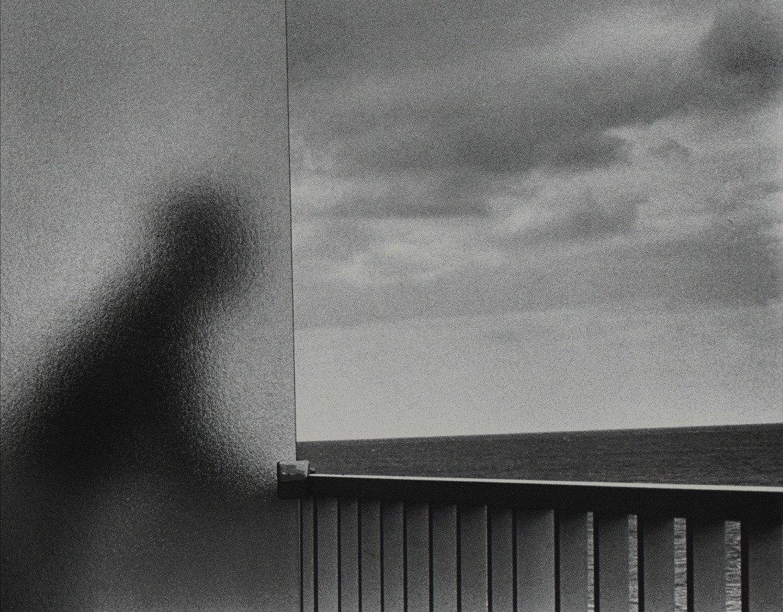 Der Balkon, Martinique, 1972 © André Kertész
