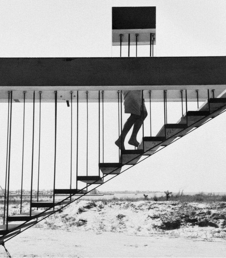 Verschwindendes Gesetz, 29. August 1955 © Andre Kertesz