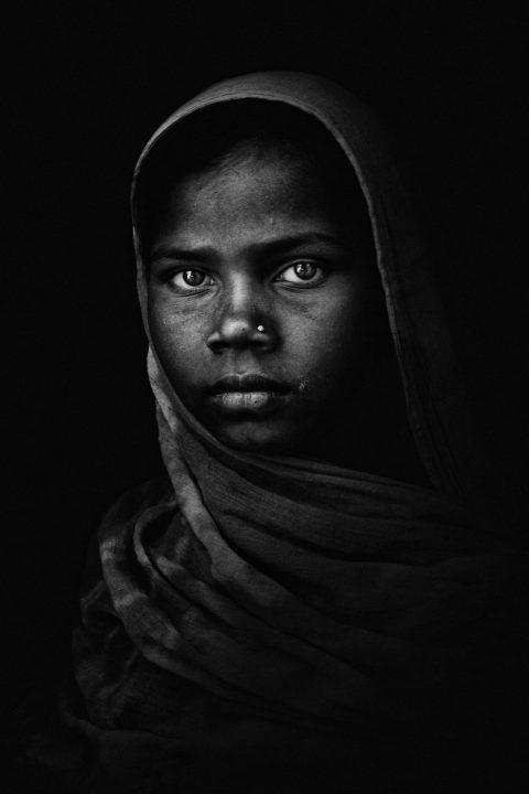 Schwarzweißfotografie von Donell Gumiran