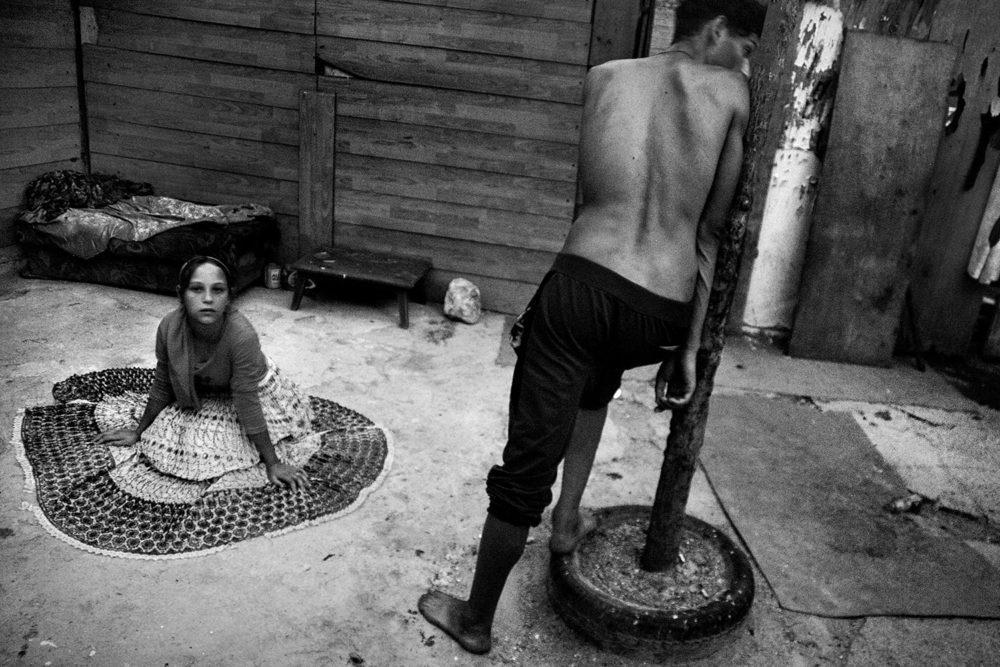 Schwarzweißfotografie von Dragos-Radu Dumitrescu