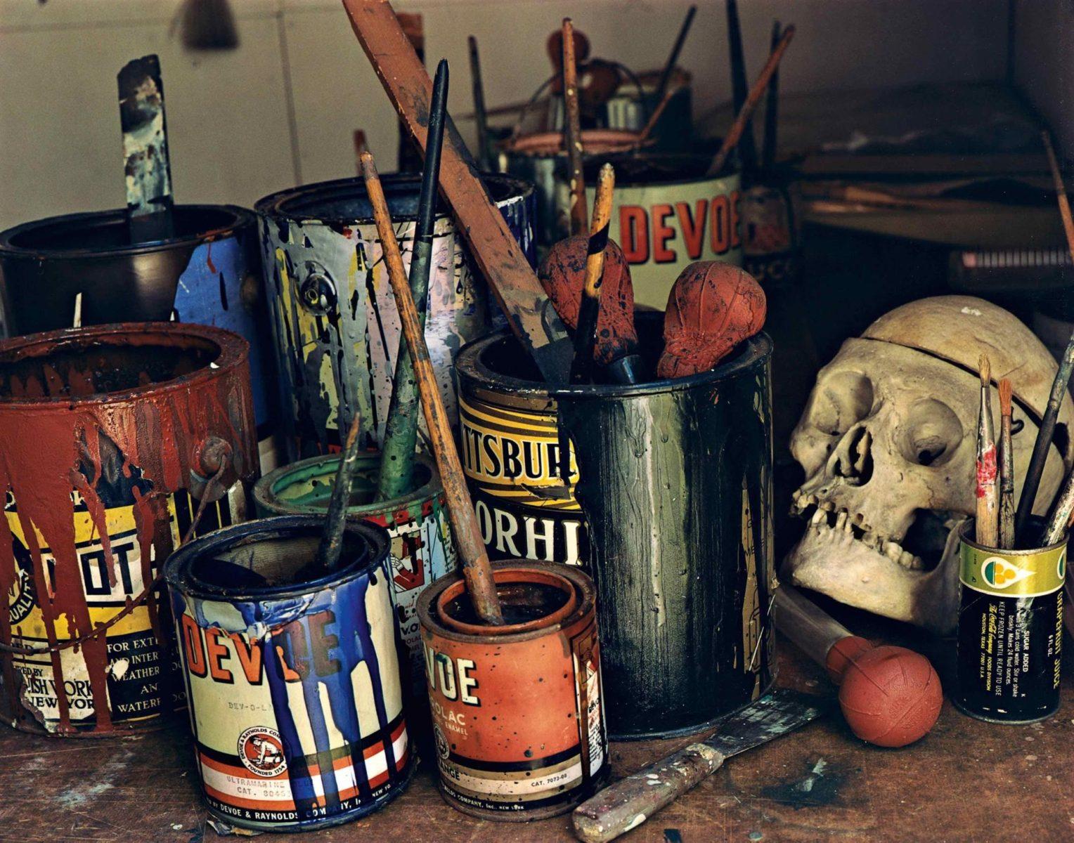 Farbfotografie von Evelyn Hofer