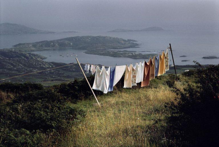 Harry Gruyaert - Côte ouest de l'Irlande 1988