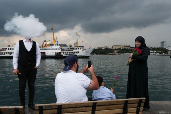 Street photography in der Türkei von Fotograf Haluk Safi