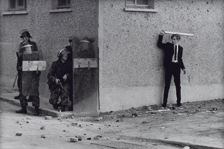 Irlande du Nord, The Bogside, Londonderry 1971 © Don McCullin
