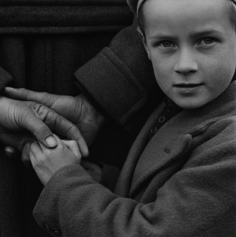 Dorothea Lange - Peuple irlandais, 1954