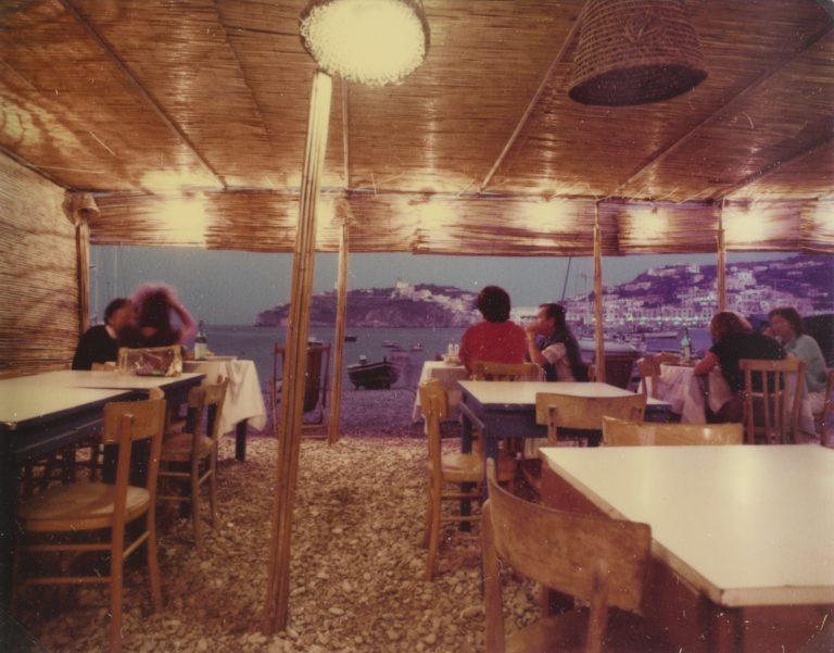Isola di Ponza, Paesaggio Italiano, 1986 © Luigi Ghirri