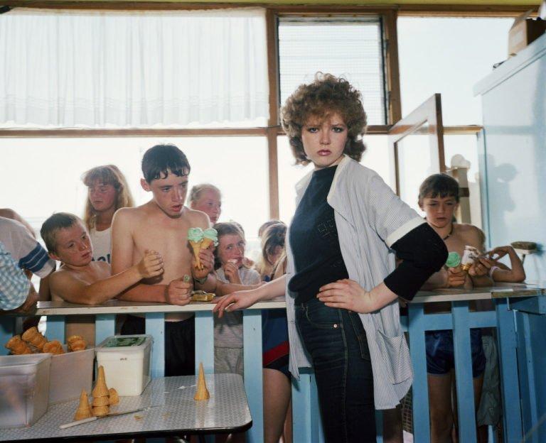 New Brighton UK de «The Last Resort», 1983-85 © Martin Parr /Magnum Photos
