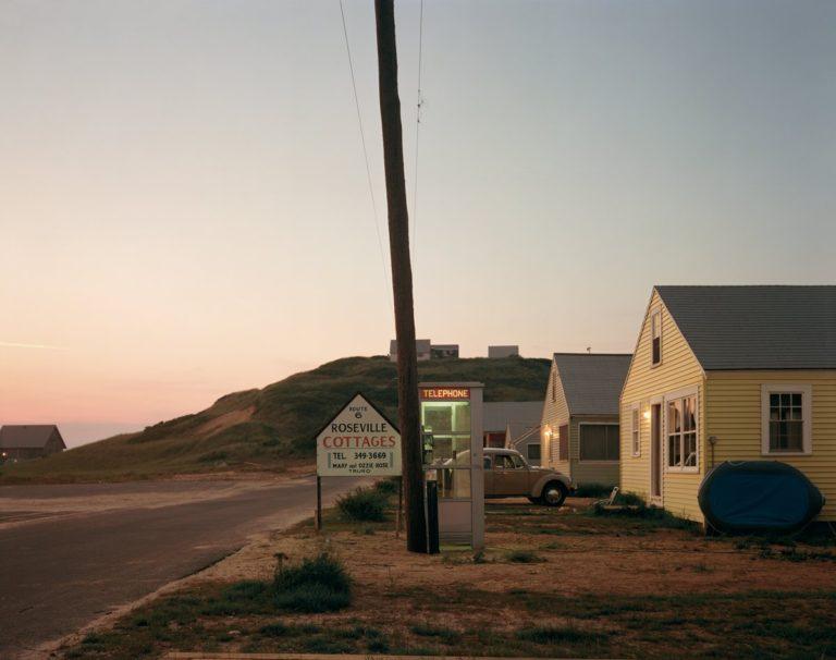 Cape Light, Cape Cod, États-Unis 1979 © Joel Meyrowtiz