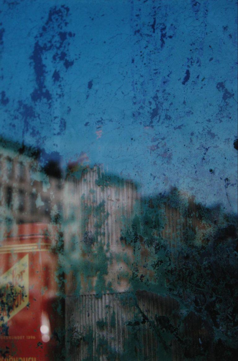 Fenêtre - New York, 1957 © Fondation Saul Leiter