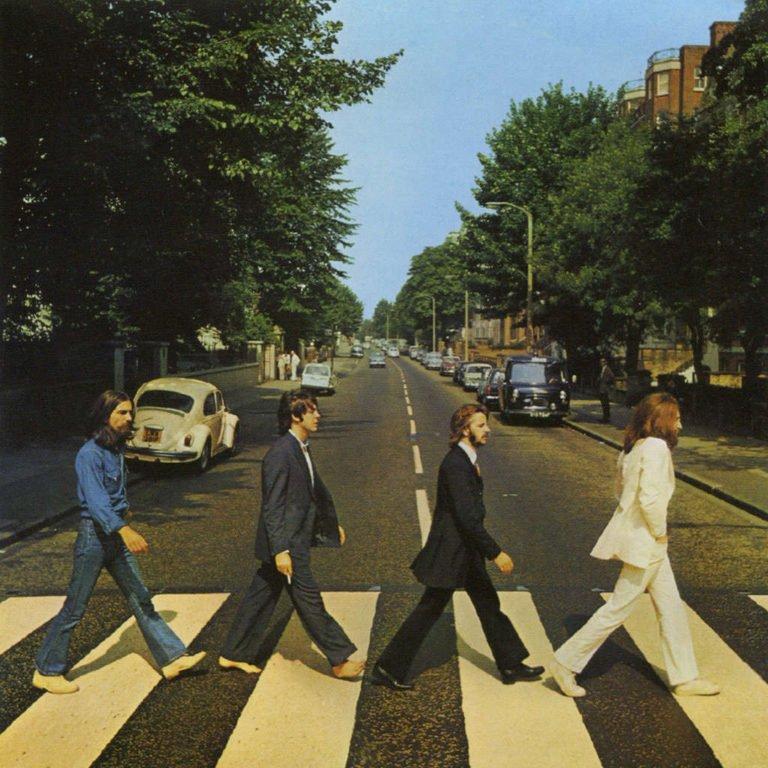 Iain MacMillian - Beatles, Abbey Road, 1969
