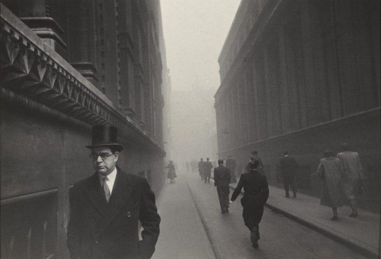 Robert Frank - Cité de Londres, 1951