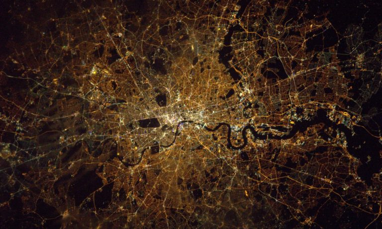 Tim Peake - Londres de l'espace, 2016