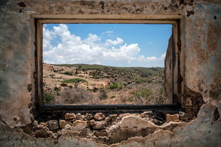 Fotografía de paisaje en color de Somalia por Nichole Sobecki