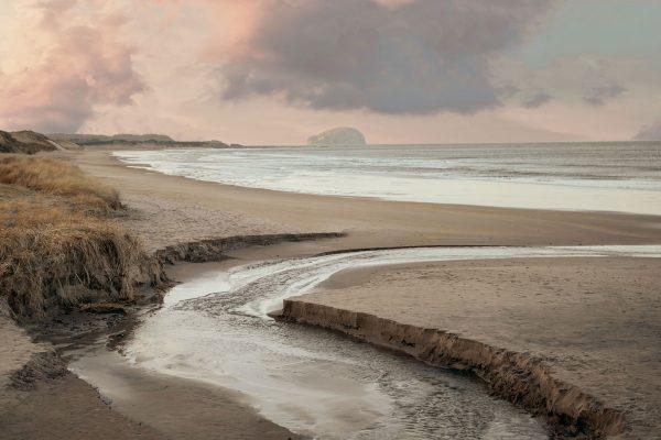 fotografia paesaggistica a colori di East Lothian, Scozia, di Fran Mart
