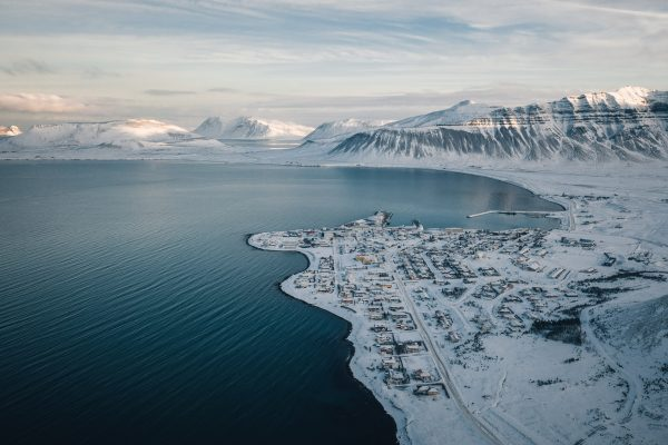 Landscape Award - color landscape photograph of Grundarfjordur, Iceland