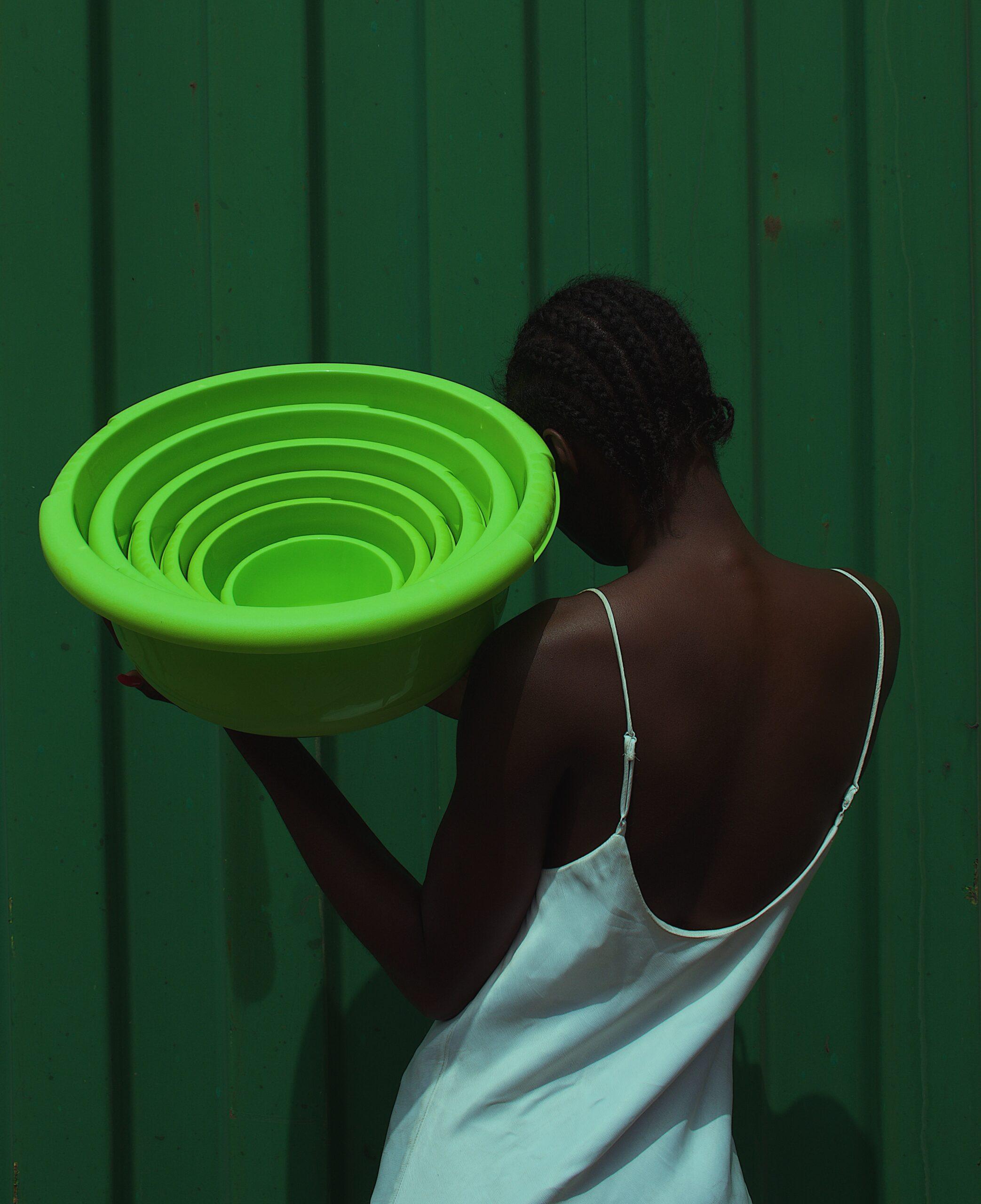 Keren Lasme 的彩色肖像照片